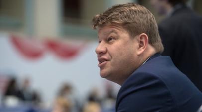 Губерниев отреагировал на слова Казакевич в ответ на его критику