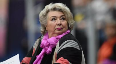Тарасова считает, что Трусовой и Щербаковой дали отдохнуть перед ЧМ