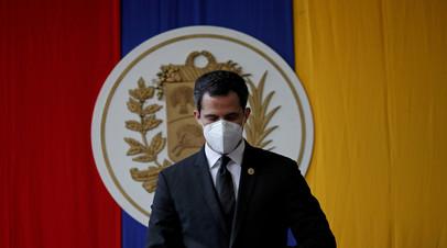 Госсекретарь США провёл переговоры с лидером оппозиции Венесуэлы