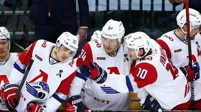 «Локомотив» во второй раз обыграл «Йокерит» в серии плей-офф КХЛ