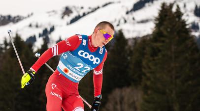 Лыжник Большунов заявил, что для него приоритетом на следующий сезон станет Олимпиада, а не КМ
