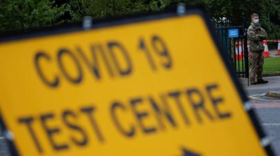 За сутки в Британии зафиксировали более 4 тысяч случаев коронавируса