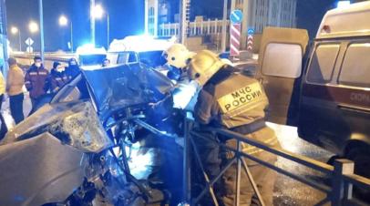 В Самаре в ДТП погибли три человека