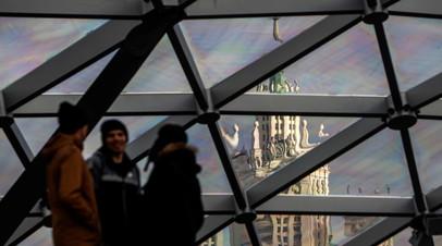 В Гидрометцентре прогнозируют солнечную погоду в Москве