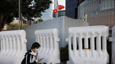 Китай ввёл ответные санкции против Великобритании