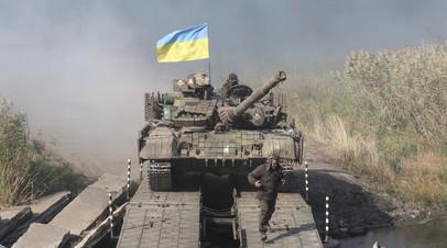 Надежды на НАТО: зачем власти Украины приняли новую стратегию военной безопасности