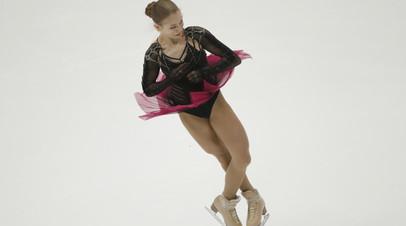 Трусова показала второй худший результат в сумме баллов за карьеру на ЧМ в Стокгольме