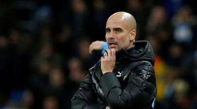 Гвардиола: Агуэро незаменим для «Манчестер Сити»