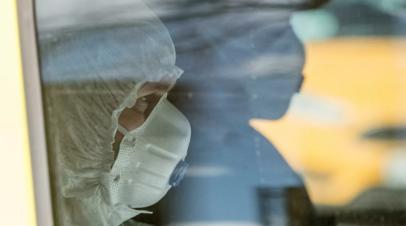 В России за сутки выявили 8275 случаев коронавируса