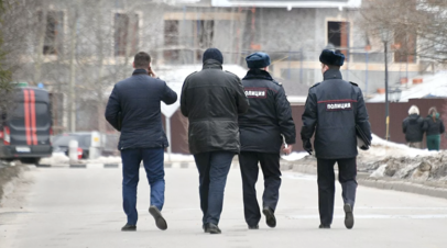 В Росгвардии рассказали подробности о стрелке в Подмосковье