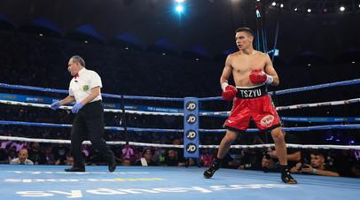 Тищенко считает, что Тим Цзю способен побороться за титул чемпиона мира по боксу