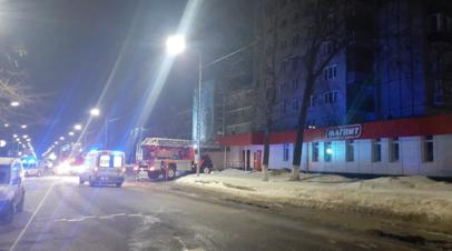 Режим ЧС введён в Зеленодольске