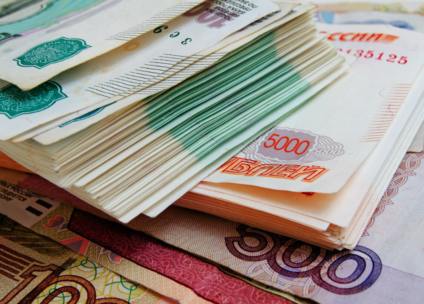 Названы рамки взлета и падения рубля