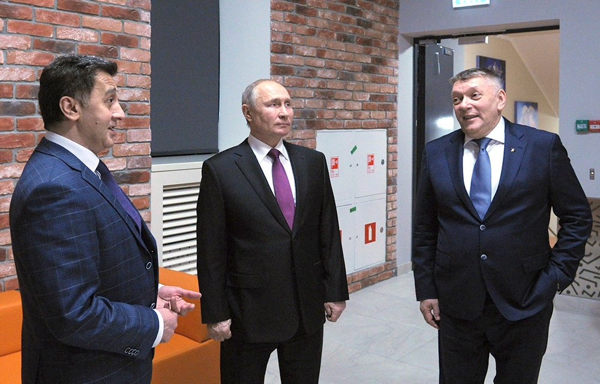 Путин обсудит поддержку детских театров