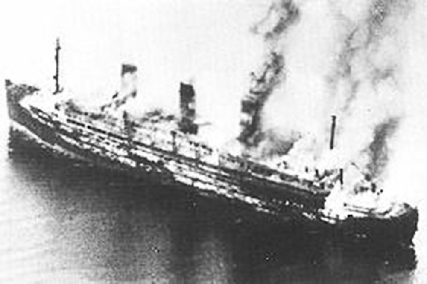 Трагедия 'Кап Аркона': как англичане убили тысячи узников немецких концлагерей