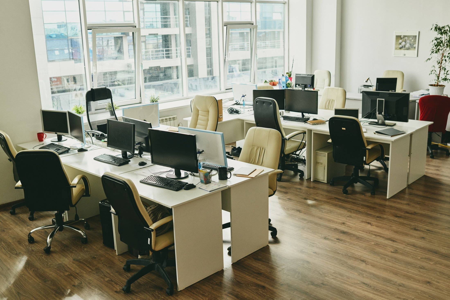 Девелоперы переделывают офисы в жилые помещения