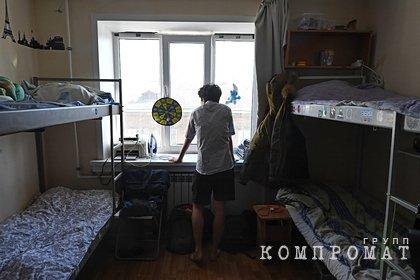Студентов российского вуза расселят в хостелы после гибели двоих в общежитии