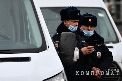 В центре Москвы лаборант юридической академии избил майора Вооруженных сил