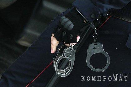 Офицера МВД задержали по делу об ущербе на 40 миллионов рублей