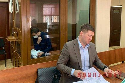 Суд арестовал замглавы департамента экономики Москвы