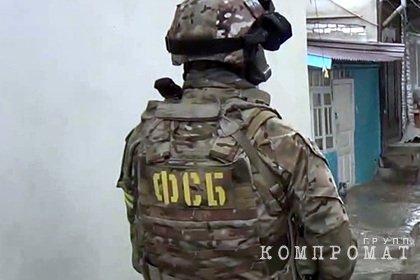 ФСБ задержала экстремистов в Омске