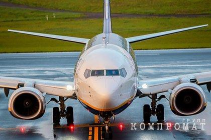 Кремль дал оценку действиям Белоруссии в инциденте с рейсом Ryanair