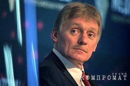 Песков ответил на вопрос о встрече Путина и Байдена