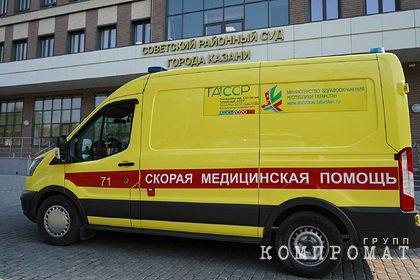 Стали известны подробности диагноза напавшего на гимназию в Казани