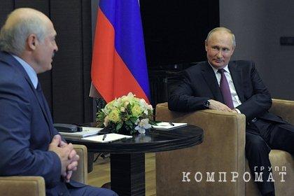 Путин впервые прокомментировал инцидент с самолетом Ryanair в Минске