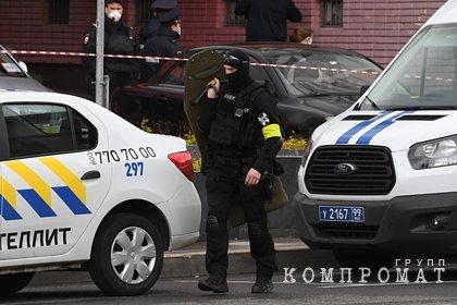В Росгвардии рассказали о пострадавшем при стрельбе в Екатеринбурге сотруднике