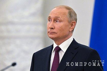 Путин высказался об условиях содержания Навального в колонии