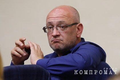 Раскрыты подробности дела задержанного в Петербурге депутата Резника