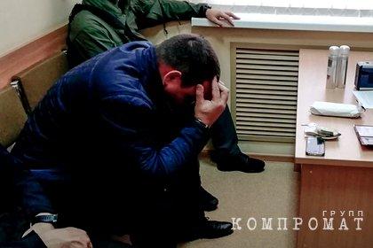 Бывший следователь Кадыров сядет в тюрьму за взятку