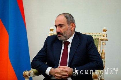 Кремль отреагировал на решение Пашиняна уйти в отставку