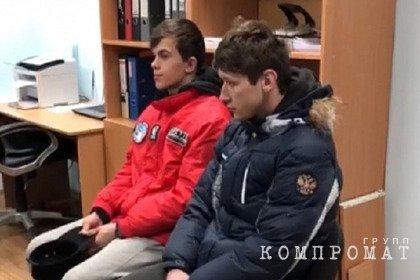 Россияне избили мужчину с трехлетним ребенком