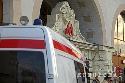 В Москве водитель скорой помощи устроил стрельбу из-за конфликта на дороге
