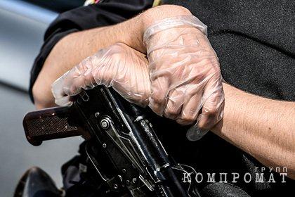 Стрелок из Мытищ устроил взрыв во время штурма