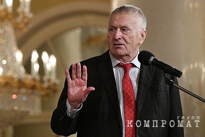 Жириновский подготовил заявление об уходе со всех должностей