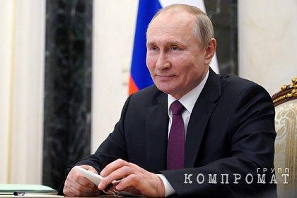 Путин описал ситуацию с коронавирусом в России словами «гораздо лучше»