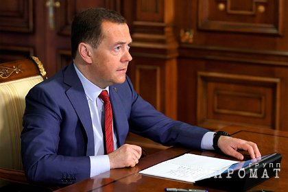 Медведев отреагировал на заявления Байдена фразой «время его не пощадило»
