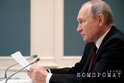 Путин описал отношения США и России фразой «им придется считаться»