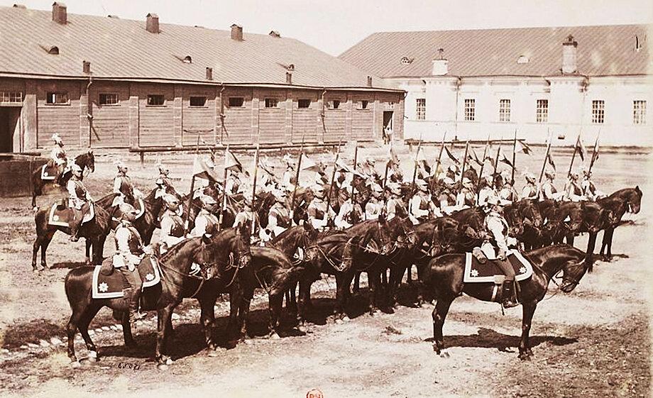 Развод караулов на Соборной площади: от Ивана III до наших дней