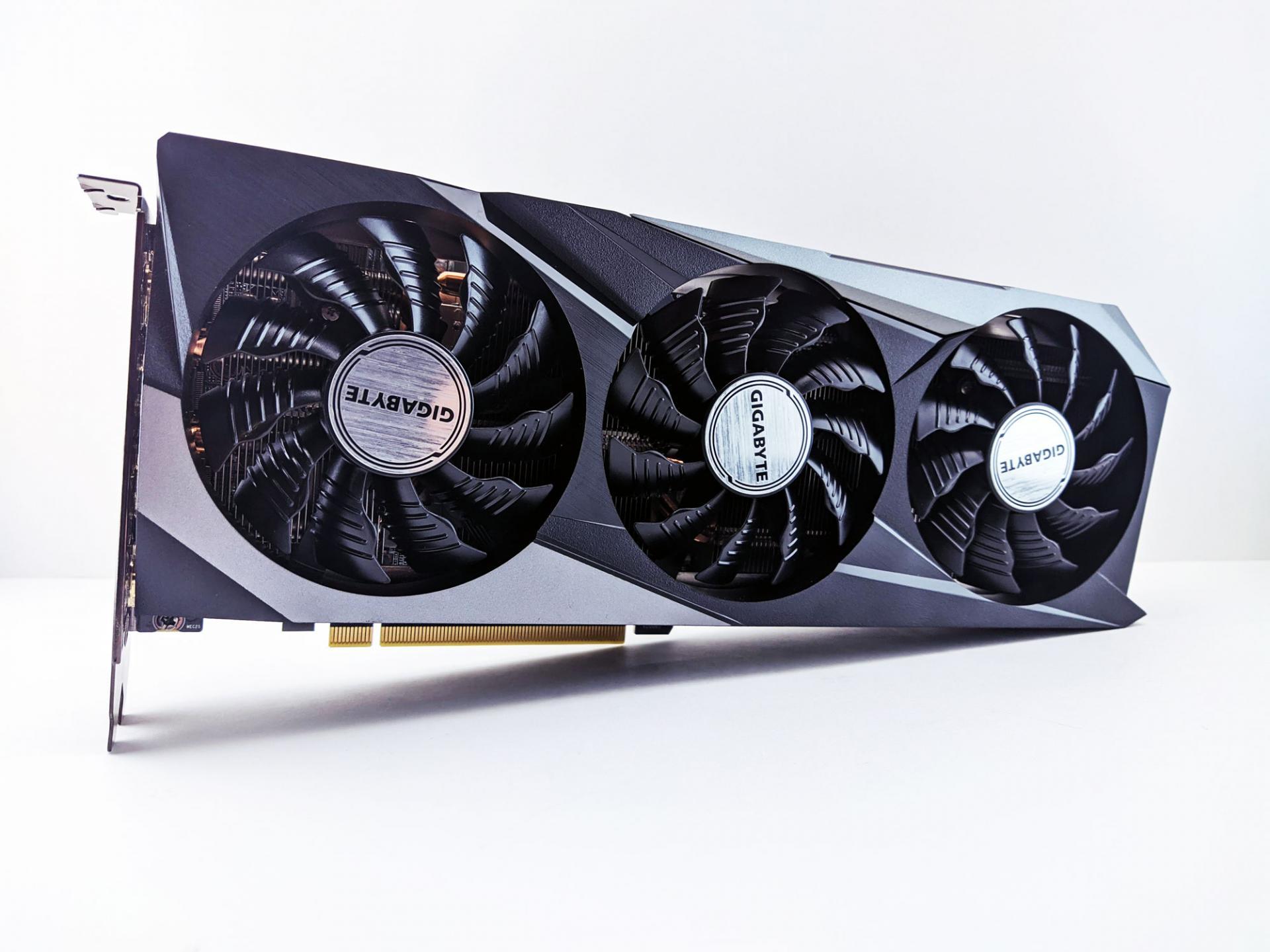 Тест-драйв видеокарты Gigabyte GeForce RTX 3060 Ti Gaming OC Pro