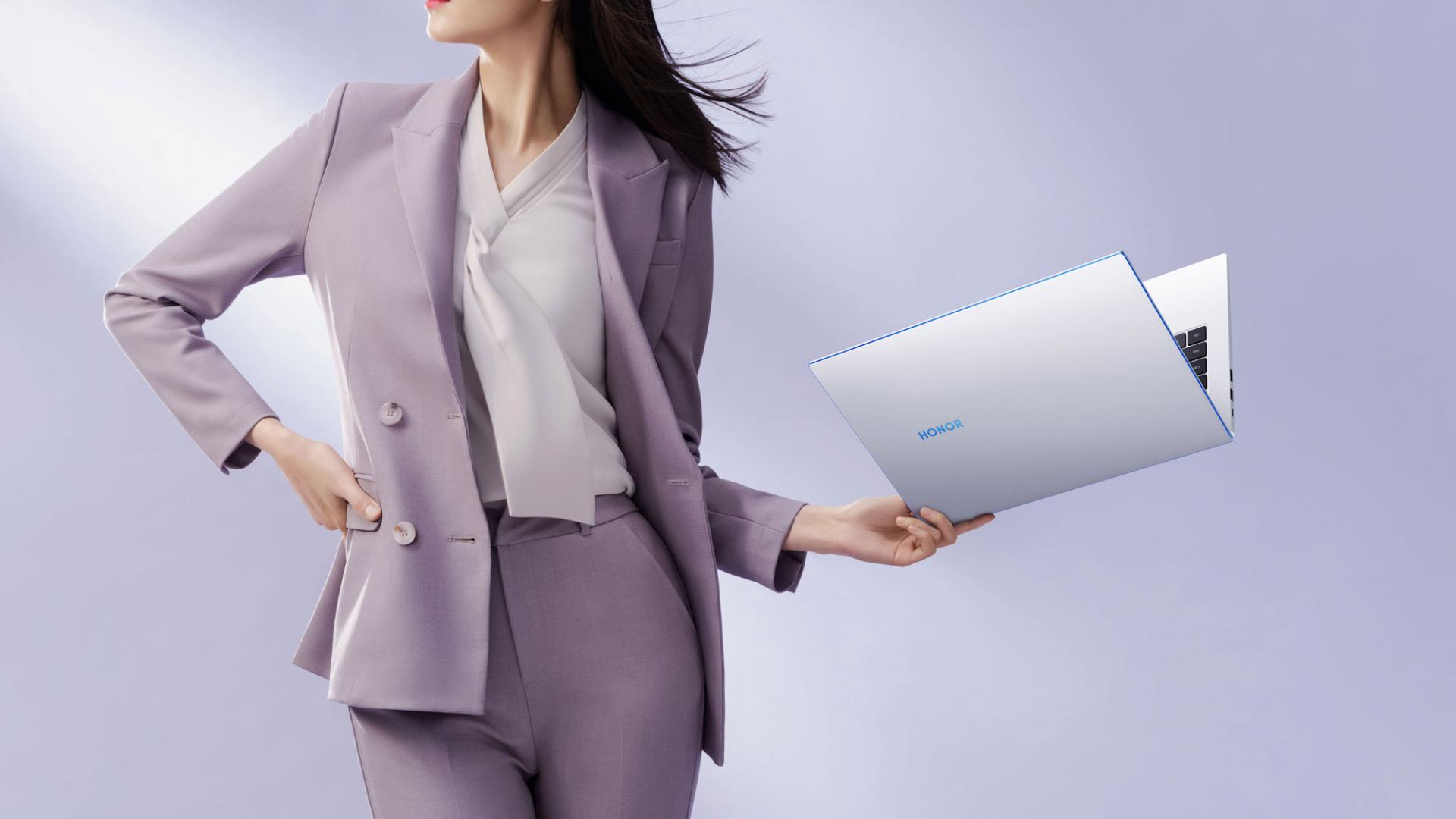 Honor предлагает ноутбуки на процессорах Intel 11 поколения