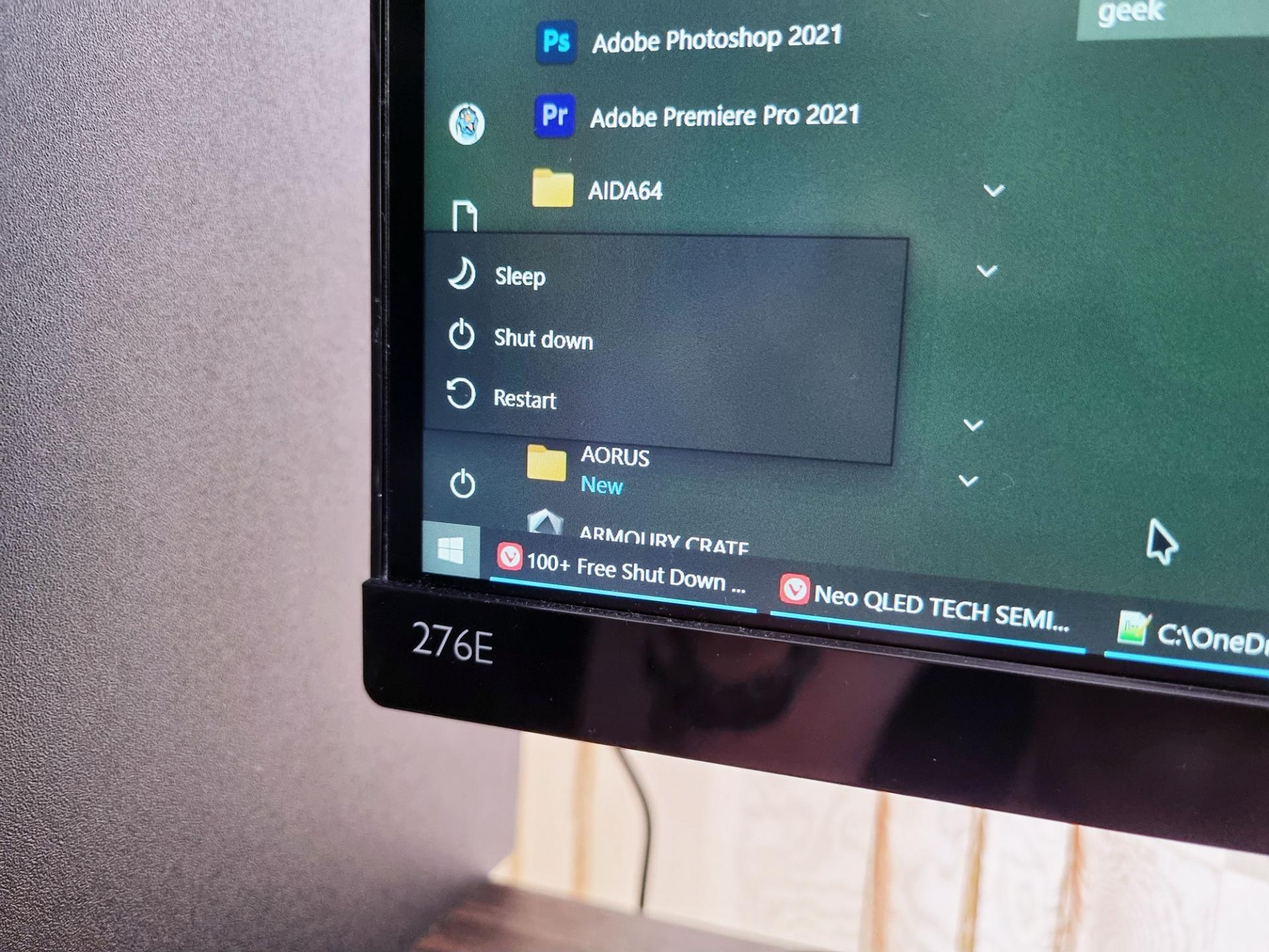 Windows 10 учится перезагрузке активных приложений