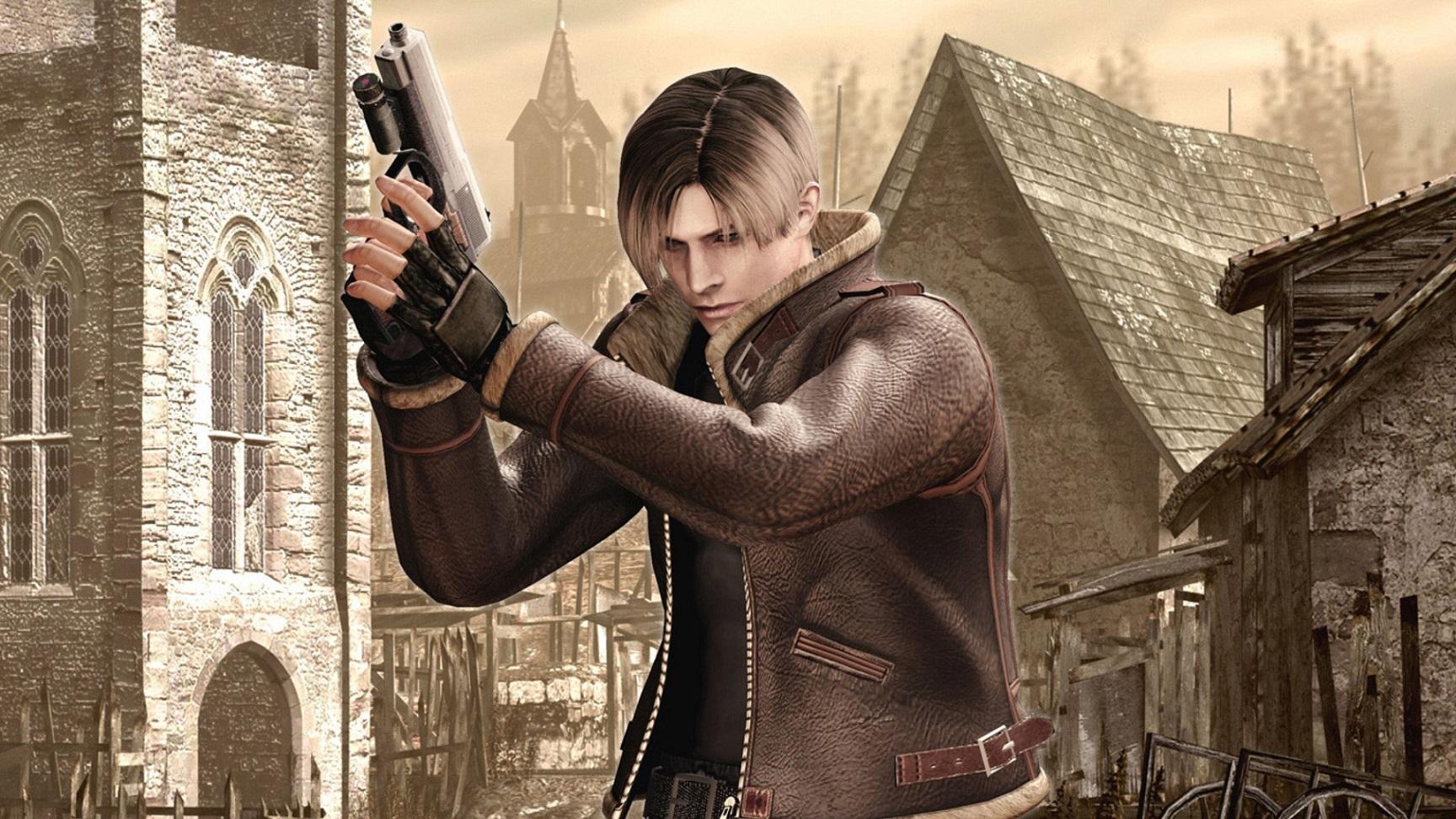 Вышел трейлер ремастера Resident Evil 4