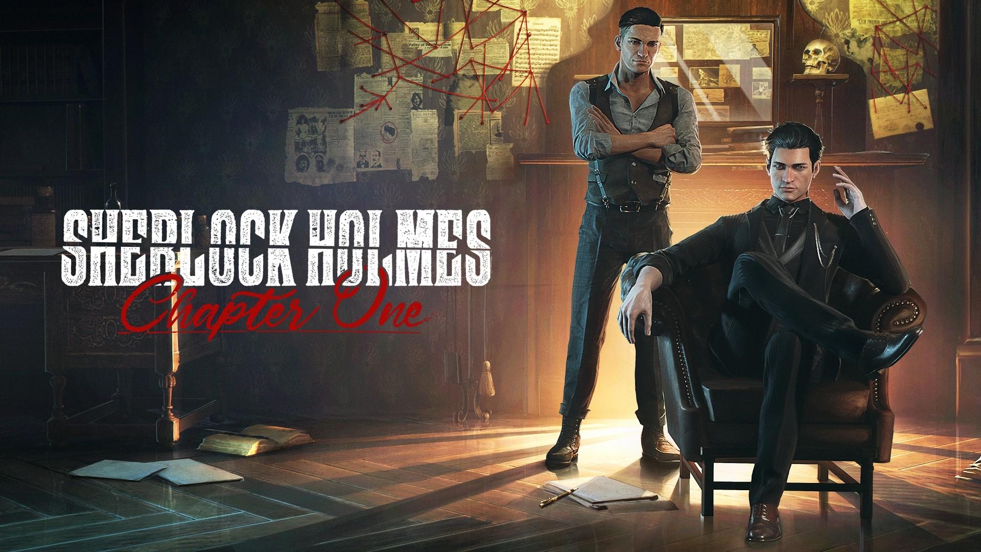 Тизер с геймплеем новой Sherlock Holmes Chapter One