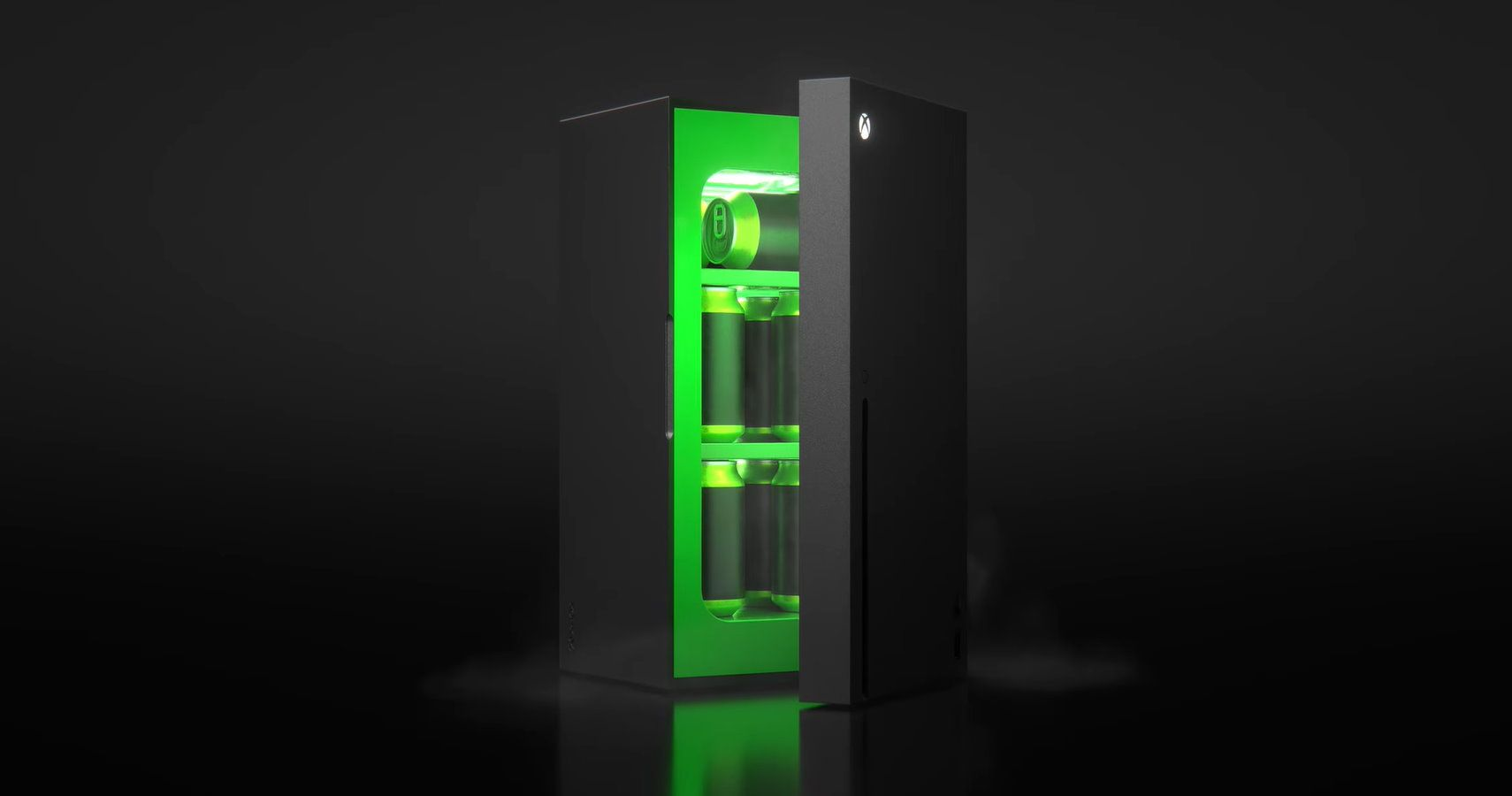 Xbox презентовала мини-холодильник. Трейлер новинки собрал 1,5 млн просмотров за сутки