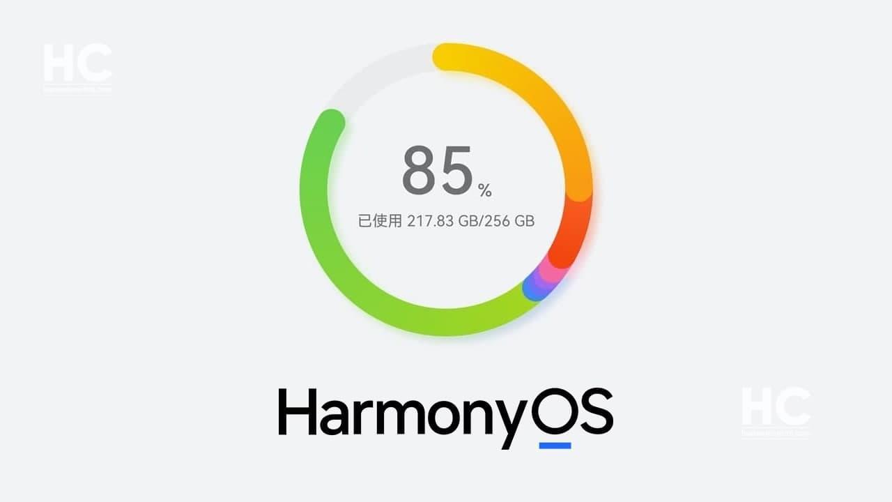 Обновление с Android до Harmony OS освободит гигабайты места на вашем смартфоне