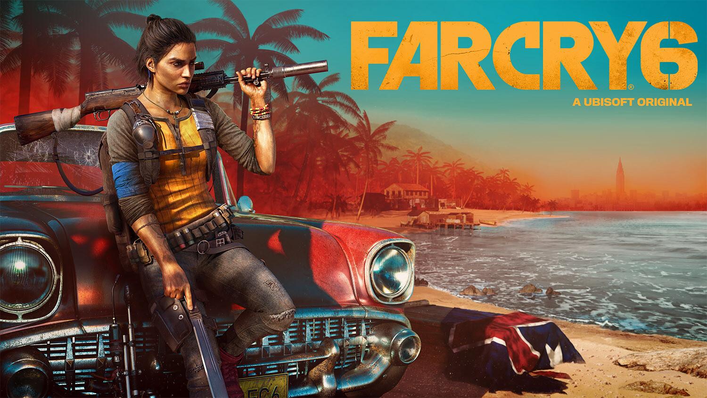 Трейлер геймплея и дата выхода Far Cry 6